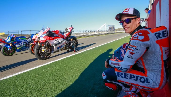 Orari MotoGP 2017 a Valencia in diretta TV8 e Sky: il gran finale - Foto 1 di 7