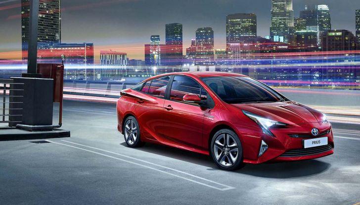 Toyota: obiettivo zero morti per incidenti stradali - Foto 2 di 9
