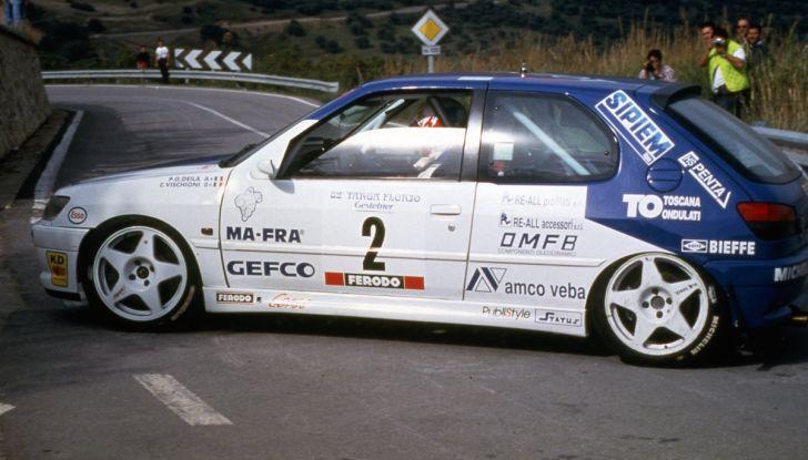 Peugeot 306, vent'anni fa dieci vittorie in dieci gare - Foto 21 di 24