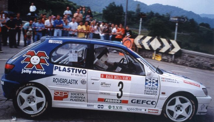 Peugeot 306, vent'anni fa dieci vittorie in dieci gare - Foto 22 di 24