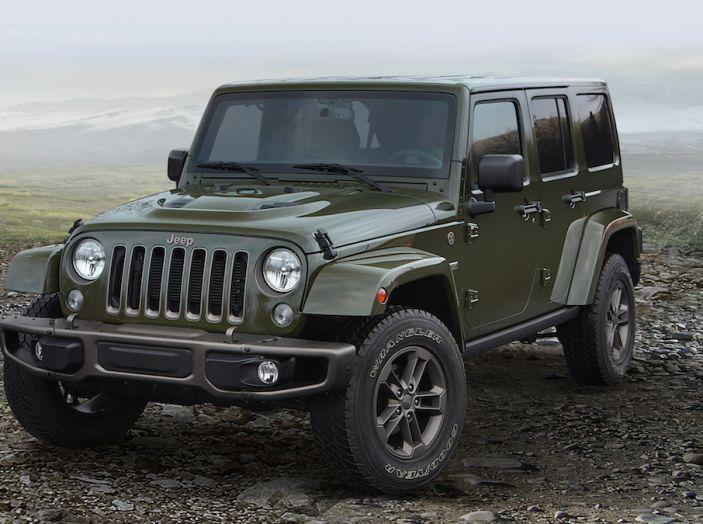L'evoluzione di Jeep dal primo 4×4 del 1940 alla Wrangler Scrambler 2018 - Foto 10 di 11