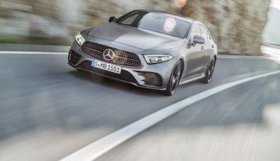 Mercedes CLS 2018: nuovo stile, stessa ricercatezza