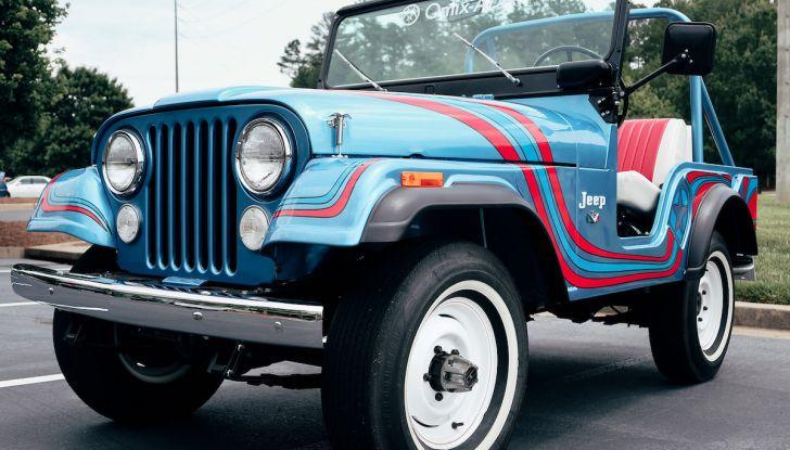 L'evoluzione di Jeep dal primo 4×4 del 1940 alla Wrangler Scrambler 2018 - Foto 7 di 11