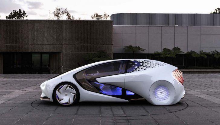 Toyota: motori a combustione come Diesel e benzina moriranno entro il 2050 - Foto 6 di 9
