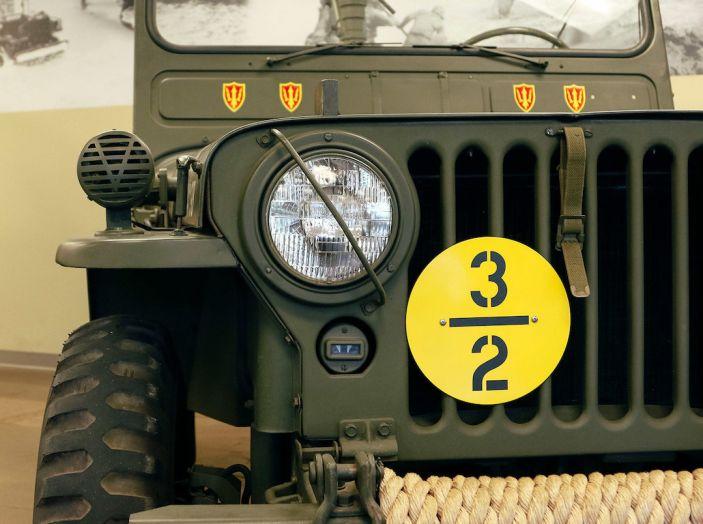 L'evoluzione di Jeep dal primo 4×4 del 1940 alla Wrangler Scrambler 2018 - Foto 8 di 11