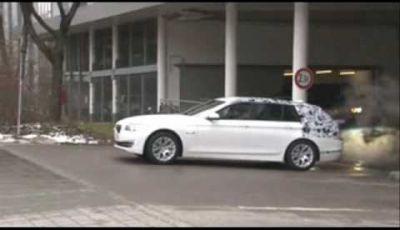 Video BMW Serie 5 Spy