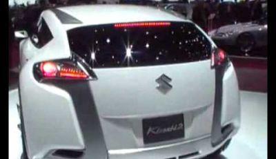 Video Suzuki – Ginevra 2008