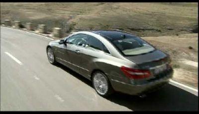 Video Mercedes Classe E Coupè