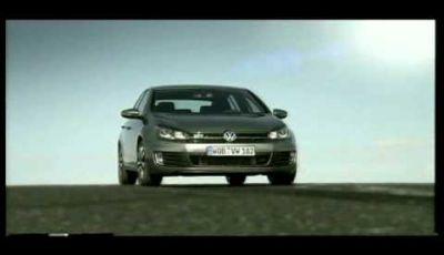 Video Volkswagen Golf GTD