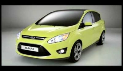 Video nuova Ford C-MAX 2010