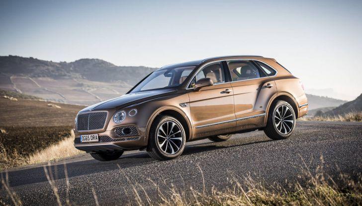 I 10 SUV premium più sportivi e veloci al mondo - Foto 10 di 10