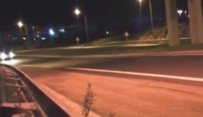 Remi Gaillard il video dello scherzo dell'autovelox