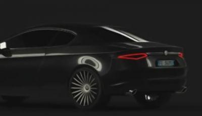 Alfa Romeo GT 2015 rendering