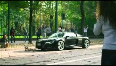 TOYO TIRES e il video della sfida tra una Audi R8 ed i giocatori dell'AC Milan