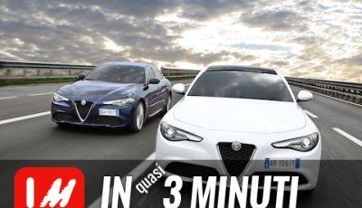 Alfa Romeo Giulia 2.2 Diesel: la regina di Arese