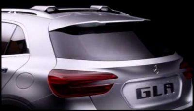 Mercedes Concept GLA