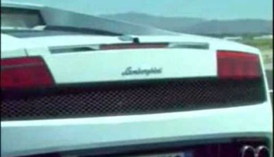 Video Lamborghini LP540