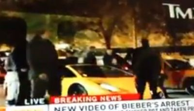 Justin Bieber arrestato per eccesso di velocità a bordo di Lamborghini (parte 2)
