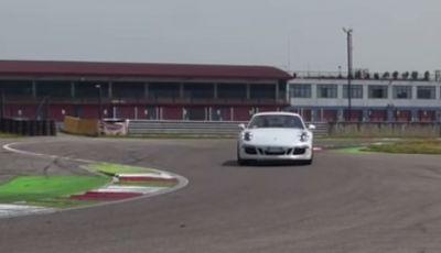 Porsche 911 Carrera 4 GTS: Ancora più in alto