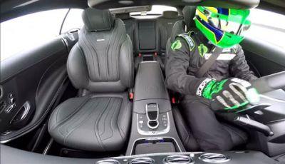 Test Drive Mercedes S 63 AMG INFOMOTORI