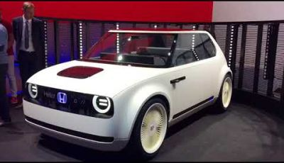 Honda Urban EV Concept al Salone dell'Auto di Francoforte 2017