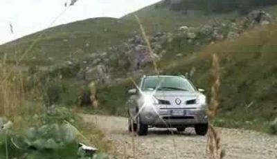 Video Renault Koleos – Long Test Drive