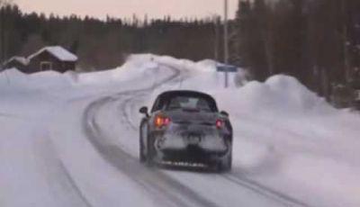 Video Porsche Boxster Spy