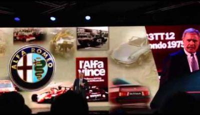 Alfa Romeo Giulia – il logo rinnovato
