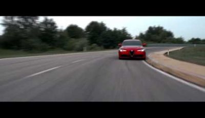 Alfa Romeo Giulia massima sportività