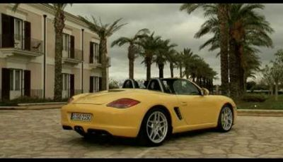 Video Porsche Boxster
