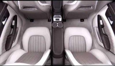Video Mercedes Shooting Break Concept