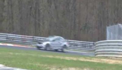 Video BMW M1 Spy