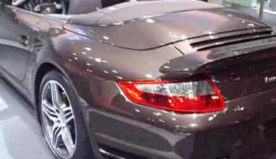 Video Porsche – Tokyo 2007