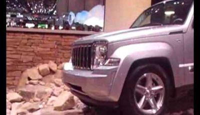 Video Jeep – Ginevra 2008