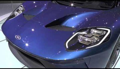 Nuova Ford GT arriva anche in Europa