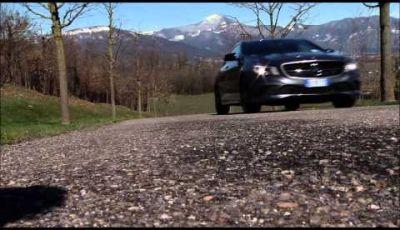 Mercedes CLA la berlina sportiva