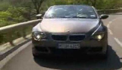 Video BMW M6 Cabrio
