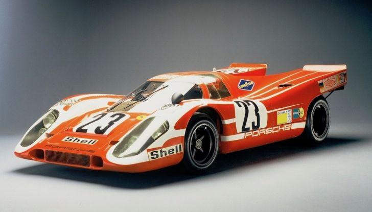 Porsche Macan, 5 livree speciali per omaggiare Le Mans - Foto 5 di 12