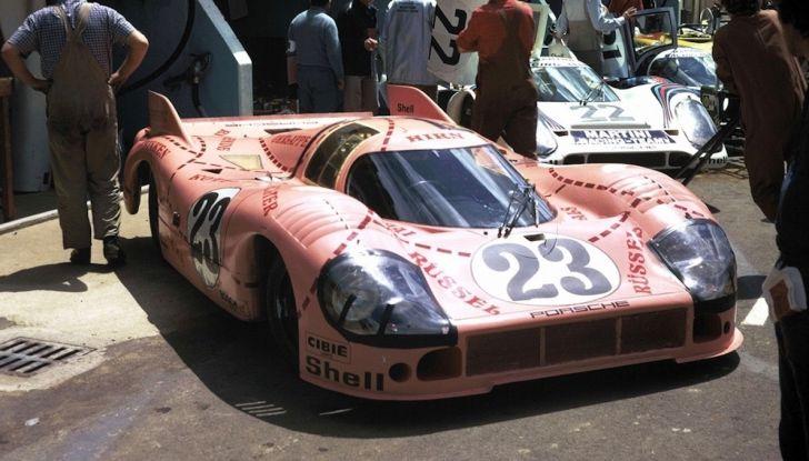 Porsche Macan, 5 livree speciali per omaggiare Le Mans - Foto 7 di 12