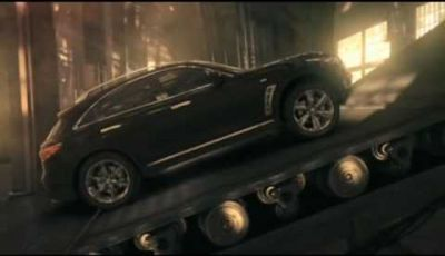 Video Infiniti FX Diesel