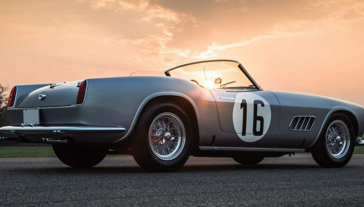 Ferrari 250 GT LWB California Spider Competizione, 1959