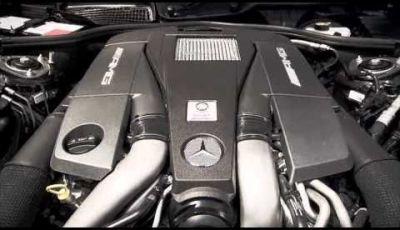 Mercedes Benz S-63 AMG