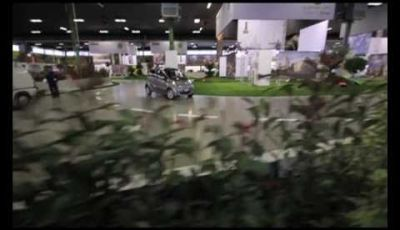 Motor Show 2010 – Electric City