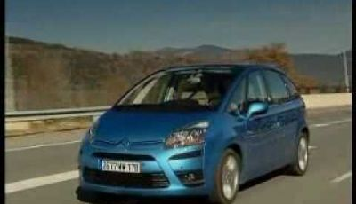 Video Citroen C4 Picasso