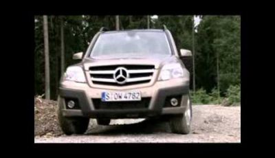 Mercedes GLK video ufficiale