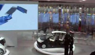 Video Toyota – Tokyo 2007
