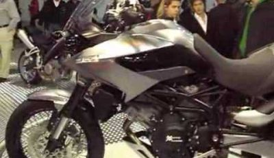 Video Moto Morini – Eicma 2007