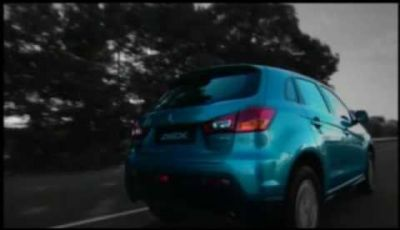 Video Mitsubishi ASX
