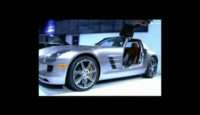 Video Mercedes al Salone di New York 2010