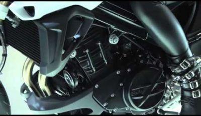 Stand BMW live ad Eicma 2014